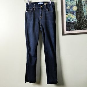 7 For All Mankind B(air) Kimmie Straight Jeans 25